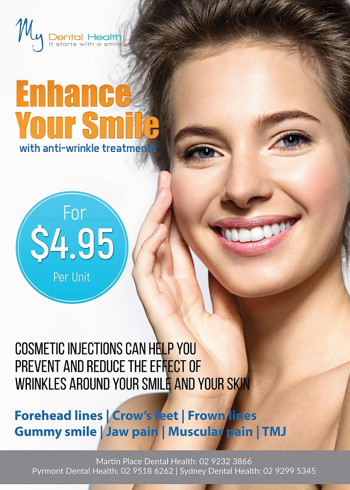 Enhance Your Smile – Anti-Wrinkle Treatments in Sydney