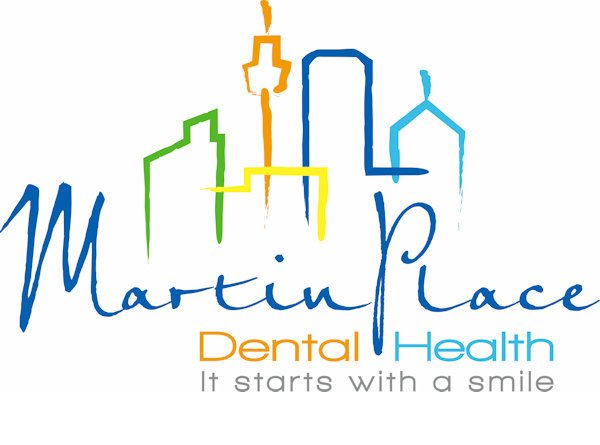 Martin Place Dental Health Logo