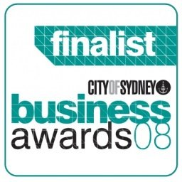 Sydney Business Awards 2008 Finalist