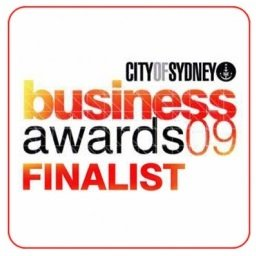 Sydney Business Awards 2009 Finalist