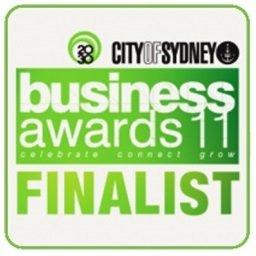 Sydney Business Awards 2011 Finalist