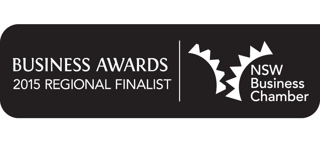 Sydney Business Awards 2015 Finalist