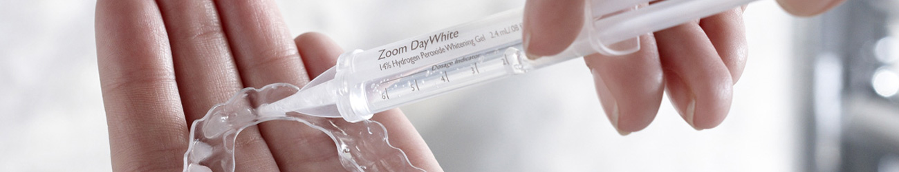 Take Home Teeth Whitening Special